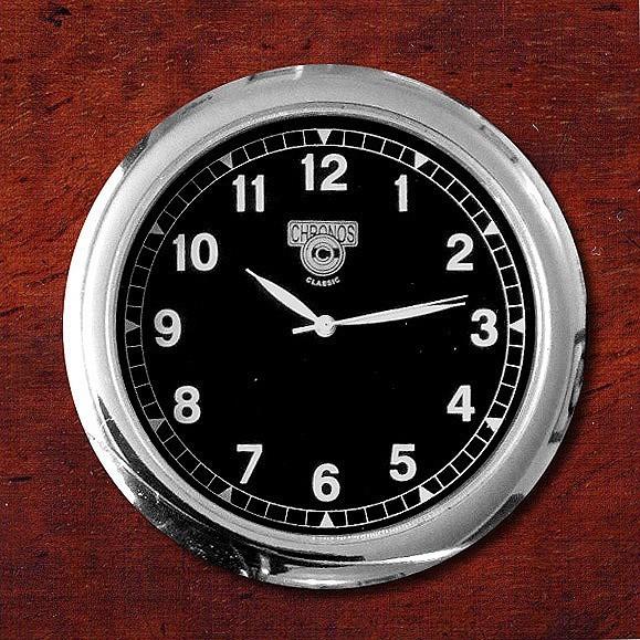 Classic Car Clock Parts