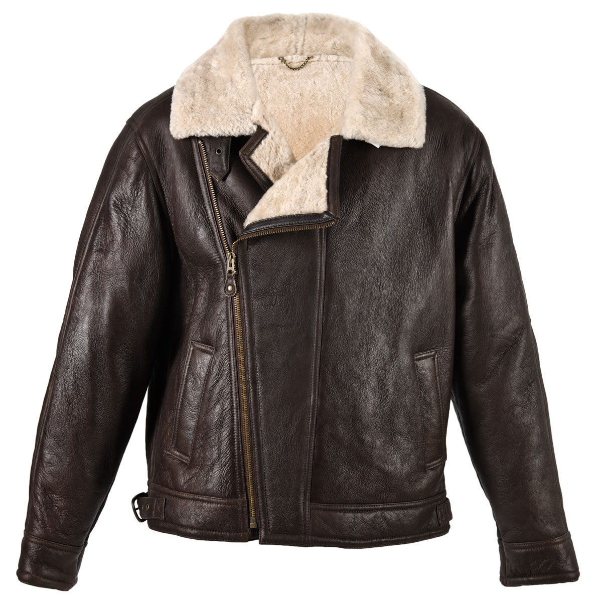 Leather and sheepskin coats and jackets – Modern fashion jacket ...