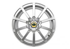 Sport Wheel, Silver, Forged
